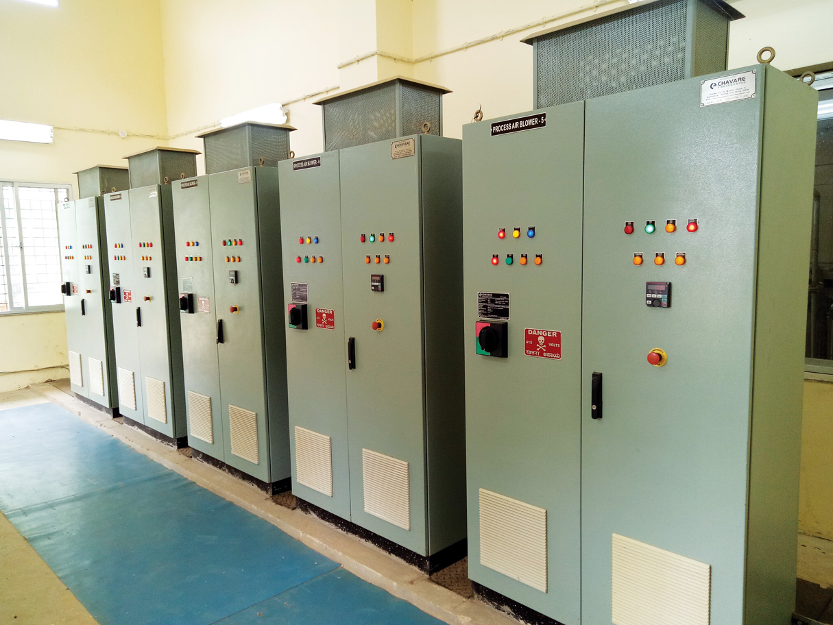 Electrical Pannel